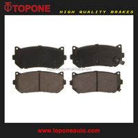 Auto brake pad set 0K2FC2628Z DB1466 D11151M for KIAs car spare part factory