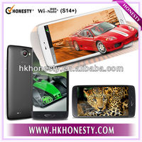 5 inch 8MP camera 1GB RAM android quad core smartphone