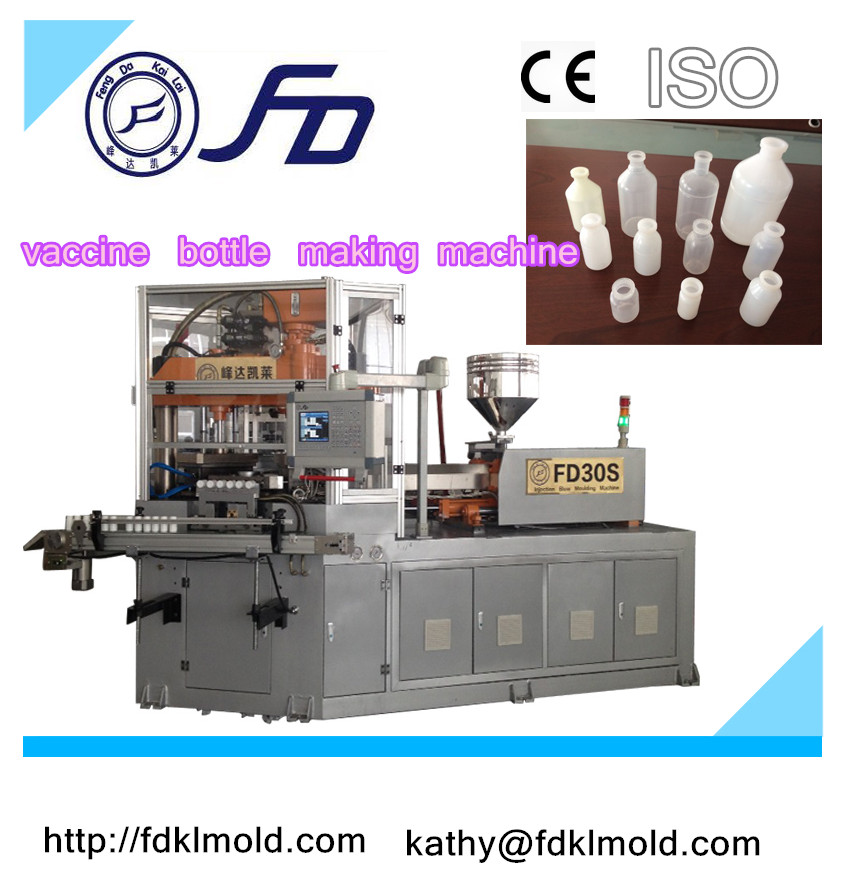 Machine manufacturers FD new 2016 Hot sell plastic bottle machine maker