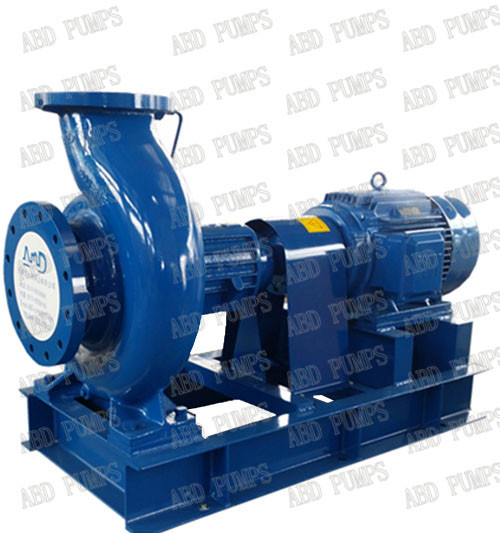 BS series Single-stage Single-suction Centrifugal Pump