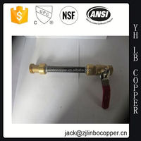 water proof push button switch New product water level control valve
