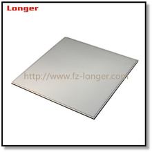 Cup mat pad table protector various shapes in pu leather for promotion
