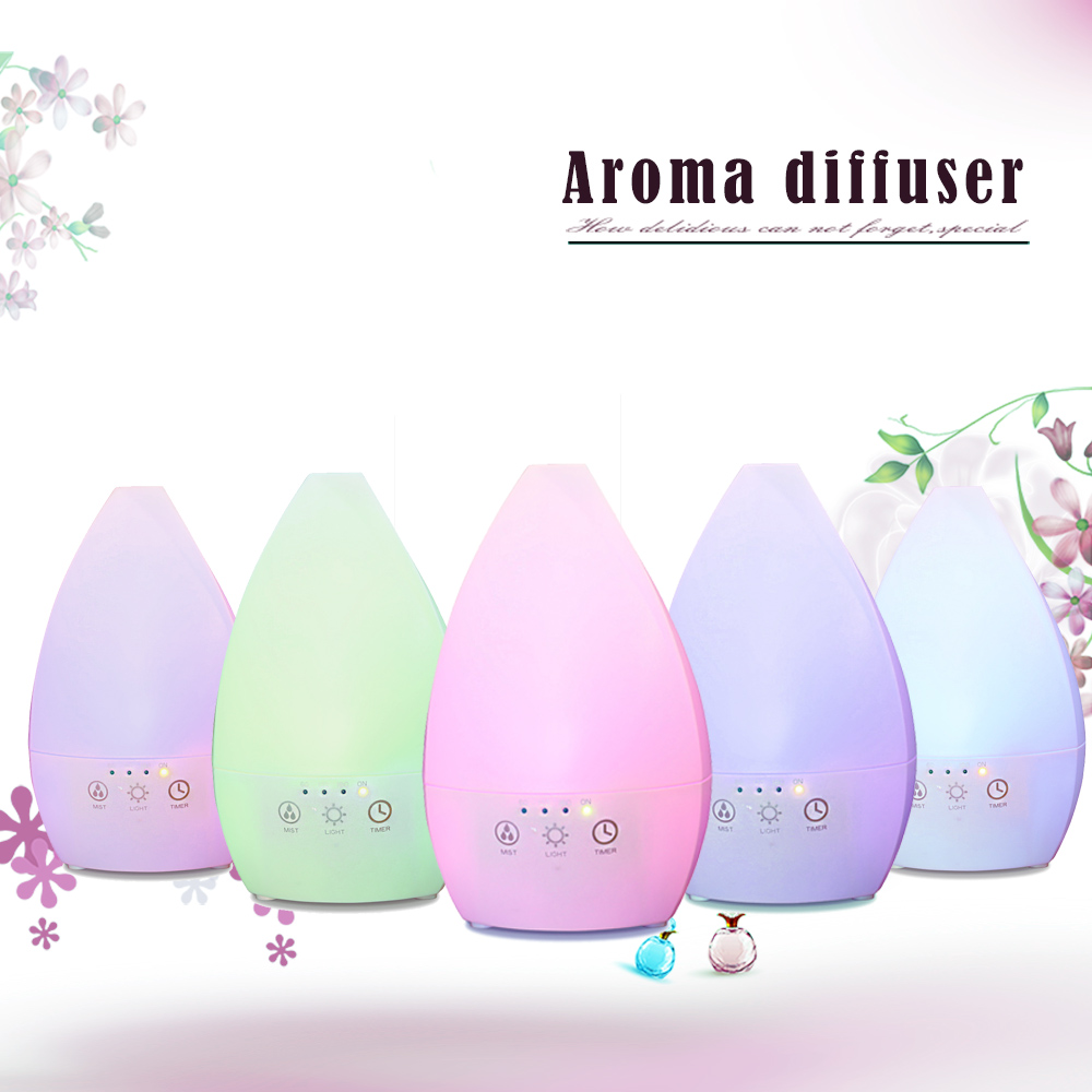 Innovative and creative product reed diffuser nature scents 200ml porcelain flower aroma diffuser