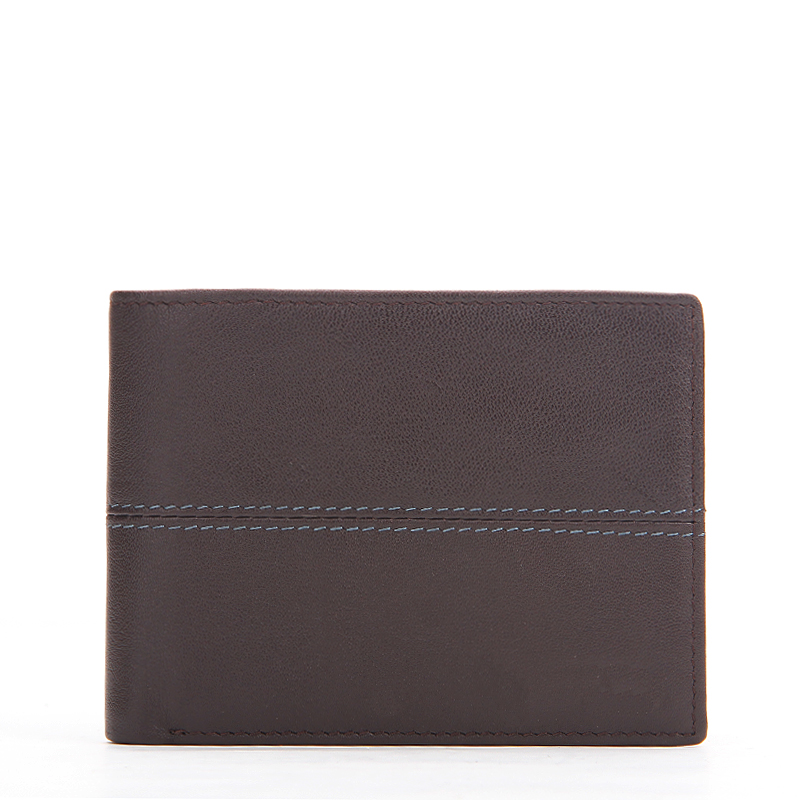 New Noble RFID blocking leather men's rfid wallet