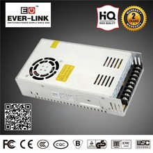 2-year Warranty AC-DC Power Supply CE RoHS Approval Single Output meanwell style led dmx decoder led driver