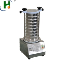 200mm lab standard test sieve shaker machine for analysis
