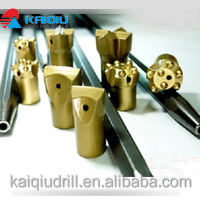 Low Price Taper 1 concrete drill bit with price