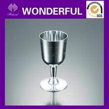 Elegant disposable plastic tableware for weddings