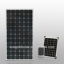 water cooled solar panels (ROHS,CE,ISO9001)