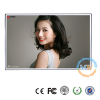 Industrial grade 19 inch CE FCC ROHS monitor with open frame frameless