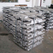 High quality pure zinc ingot 99.99% 99.995% factory price long cooperate