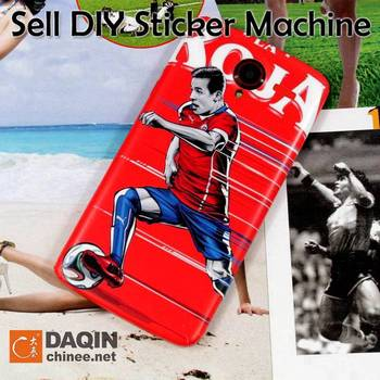 Start home business with mobile sticker printer