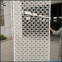2017 new product paint free grille panels CNC screen for interior and exterior divider
