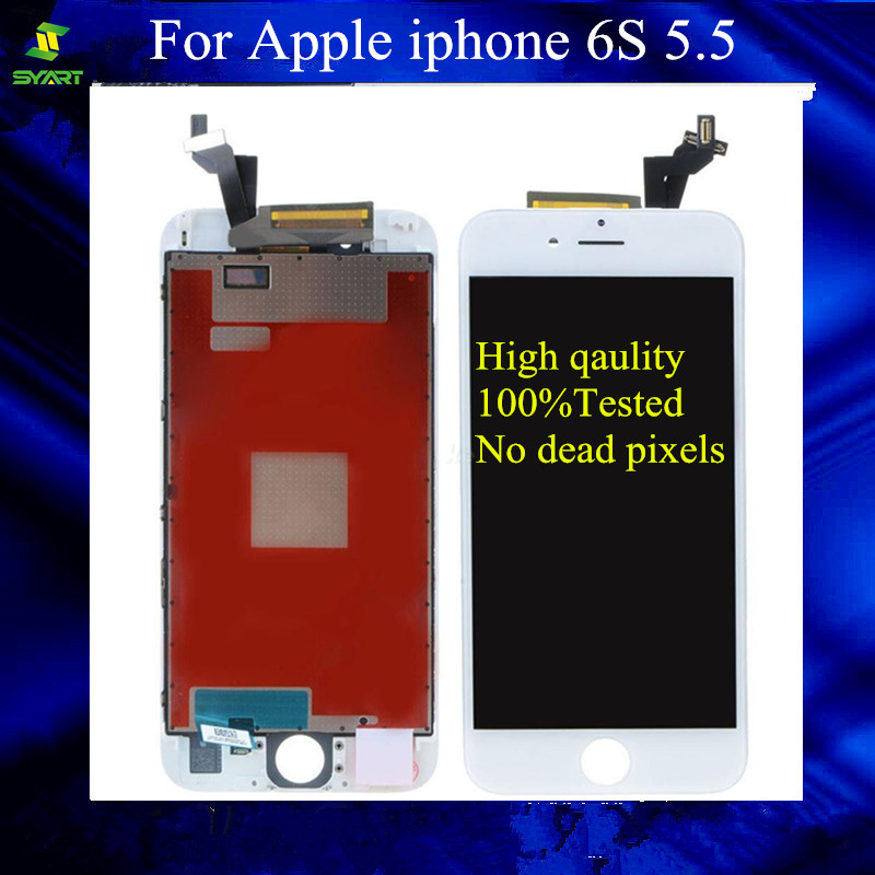 touch screen digitizer replacement parts display assembly original <strong>lcd</strong> for iphone 6s plus