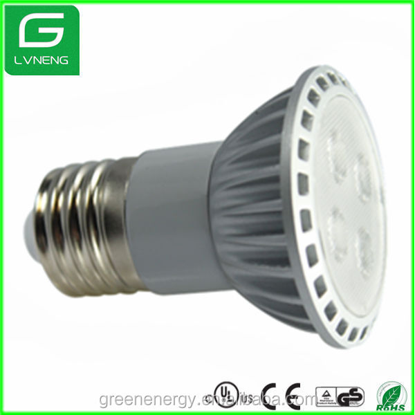 UL cUL listed 5 Watt dimmable led spotlight led spotlight casing