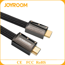 JOYROOM 2M premium mini micro esata vga 2.0hdmi cable for iptv