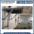 IEC60529 IEC60034 Good Quality IPX1 Rain Spray Testing Machine