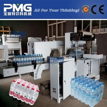 Automatic L type plastic bottle PE film Shrink Packaging Machine/ shrin wrapping machine