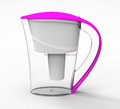 Ionizer water filter pitcher alkaline jug filter