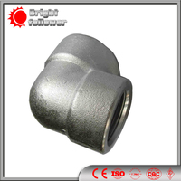 steel pipe elbow/90 elbow/elbow fitting