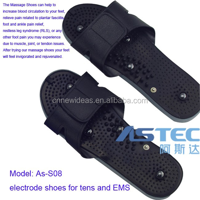 electromagnetic wave pulse foot massager instructions