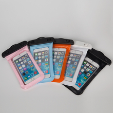 Universal Waterproof Case Waterproof Cell Phone Dry Bag Case for Cellphone