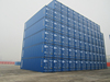 Qingdao port 40ft shipping container