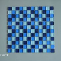 China Supply Modern Mosaic Tile Crystal