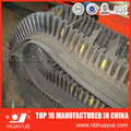 rubber corrugated sidewall conveyor belt with high quality