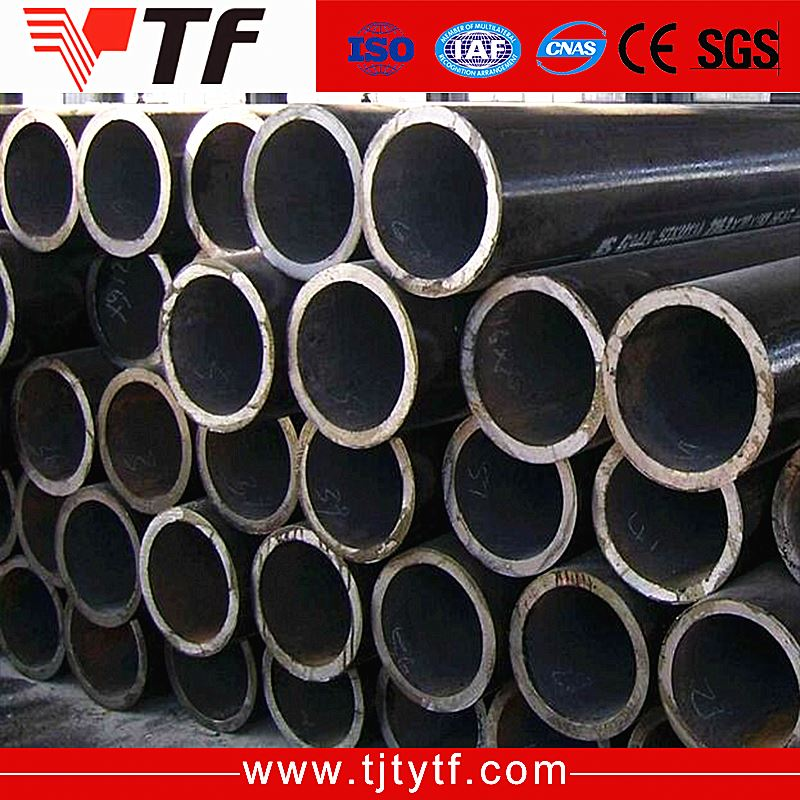 BS1387 A53 galvanized seamless tube in thailand