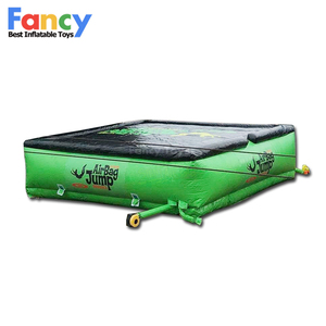 Top-quality big size air bag/jump air bag for sale/inflatable air bag for high jump game