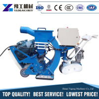 Chinese supplier tumble belt shot blasting machine price