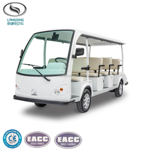 CE Approved 11 Seats Electric mini Car Coaches