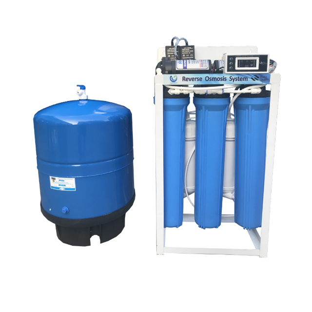 400GPD 5 Stages mineral RO <strong>system</strong> / alkaline water filter / mineral water purifier with control box
