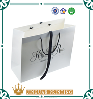 2016 Hot Selling Boutique Paper Shopping Bag