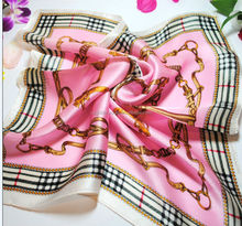 100% silk scarf square size