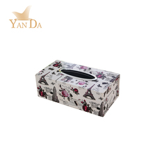 Car Automotive storage handmade tissue box