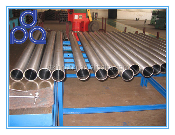 seamless smls precision steel pipe used hydraulic machinery