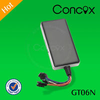 phone sim card gsm gps gprs tracker only Concox manufacturer of GT06N
