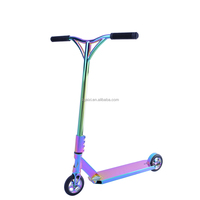 2016 new product China Alibaba Blitz High End Custom Bmx Two Wheel Rainbow Adult Scooter For Sale