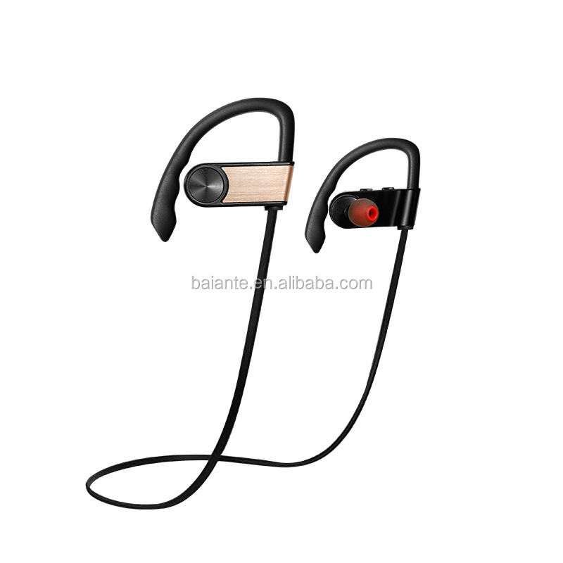 Lightweight Stereo <strong>Bluetooth</strong> V4.1 APT-X Sports Headset with Mic