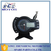 SCL-2012120314 QJ600GS China wholesale custom led motorcycle speedometer