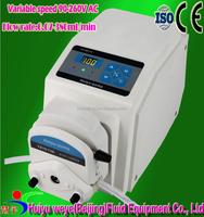 variable speed lab water pump