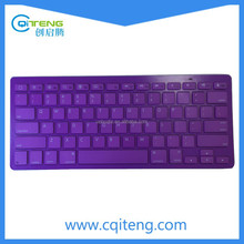 For Windows Android IOS Custom Color Slim Wireless Bluetooth Keyboard