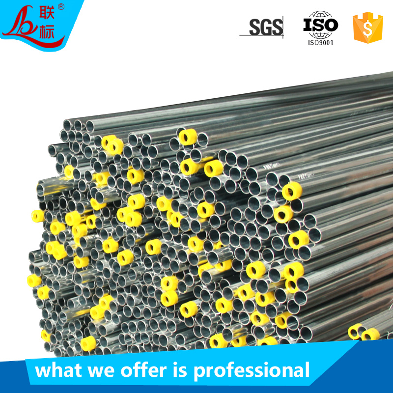 Guangdong factory cheap price galvanized thick wall cable protection steel pipe cable conduit