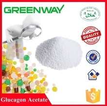 High quality Glucagon, Glucagon Acetate, Glucagon Acetate Powder