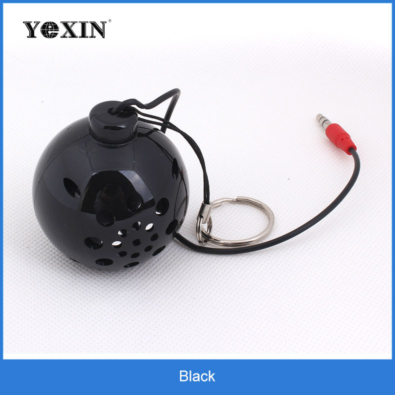 2016 new Portable Mini Bomb Rechargeable Speaker for mobile phones computers etc OEM and Factory Price