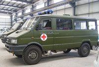 IVECO NJ2044GCFP IVECO 4X4 off road diesel LHD Ambulance SL