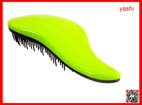 YASHI Plastic Massage Cuticle Detangle Hair Brush
