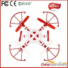 R22451 2.4G 4 Channel Gyro Profeeional Drone RC Quadcopter DJI